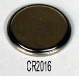 CR2016 Lithium Coin Battery